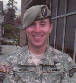 Daniel Weiss | Fallen Heroes | Operation Welcome You Home
