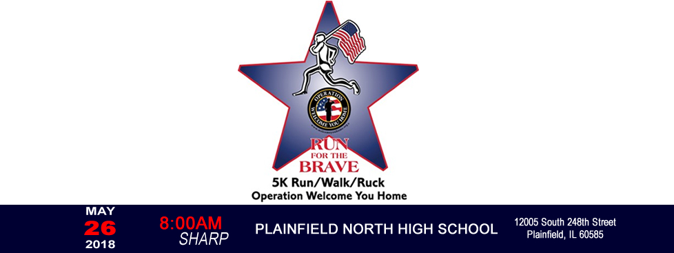 Run for the Brave 5K Run / Walk / Ruck - Operation Welcome You Home